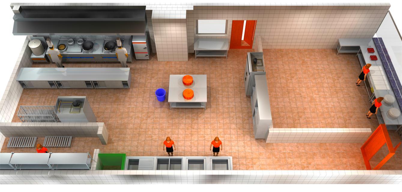 长沙厨房设备设计理念